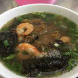 バインダークア/蟹汁麺