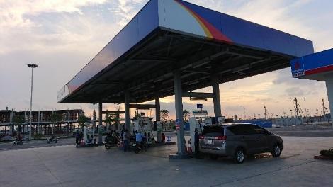 ハイフォンに日本式ガソリンスタンドがオープン!!