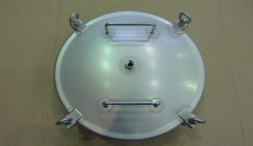 ステンレス製 水マンホールカバー