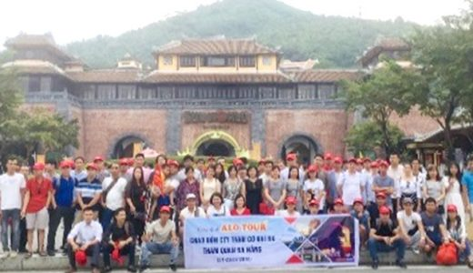ベトナム工場 RK ENGINEERINGの総勢120人!社員旅行に行きました