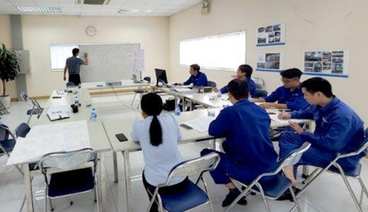 RK ENGINEERING 日本鏡板 設計課員の相互啓発