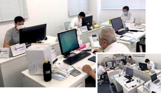 安全配慮と地域活動 海外事業部 営業部