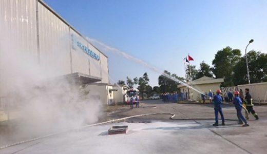 RK ENGINEERING 消防訓練