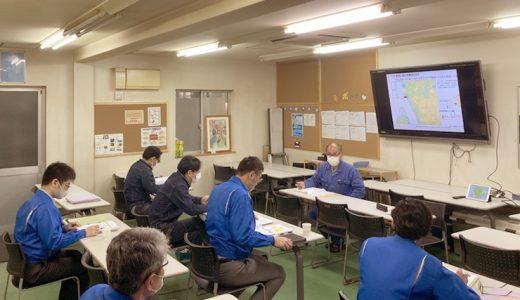 関西工場 BCP事務局会議