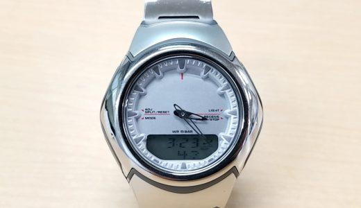 思い出の腕時計